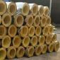 超细玻璃棉管 吸音棉降噪屋顶管道玻璃棉管隔音管隔音棉离心保温管隔热棉,玻璃棉管