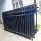 广西锌钢围栏厂家    围墙锌钢护栏定制