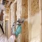 华恩承揽  聚氨酯发泡 外墙保温聚氨酯发泡  聚氨酯冷库喷涂施工